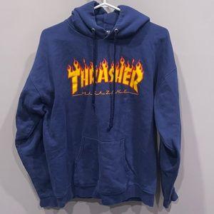 Thrasher medium hoodie